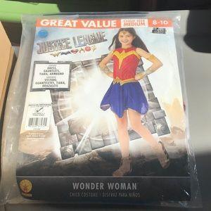 Justice League Wonder Women Costume